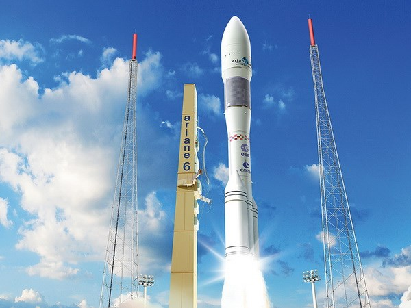 Chau Au se chi gan 4 ty Euro de phat trien ten lua Ariane 6 hinh anh 1