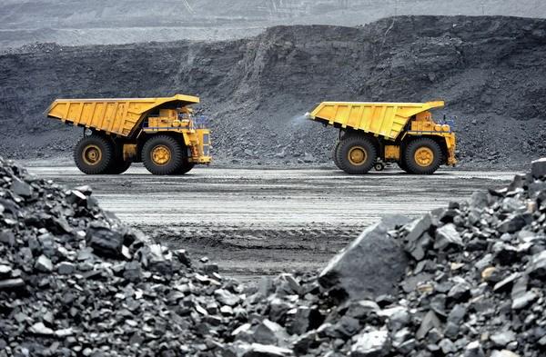 Kết quả hình ảnh cho sản xuất than đá
