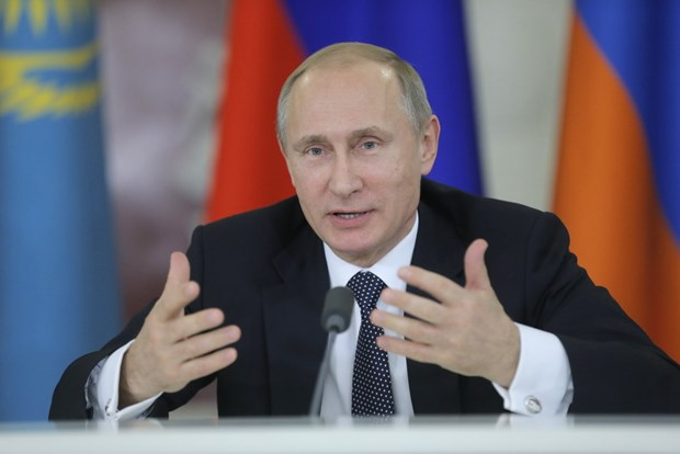 Tong thong Putin tiep tuc la nhan vat noi tieng nhat nuoc Nga hinh anh 1