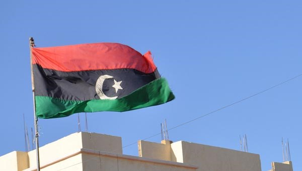 Chinh phu Libya cam nguoi Palestine, Syria va Sudan nhap canh hinh anh 1
