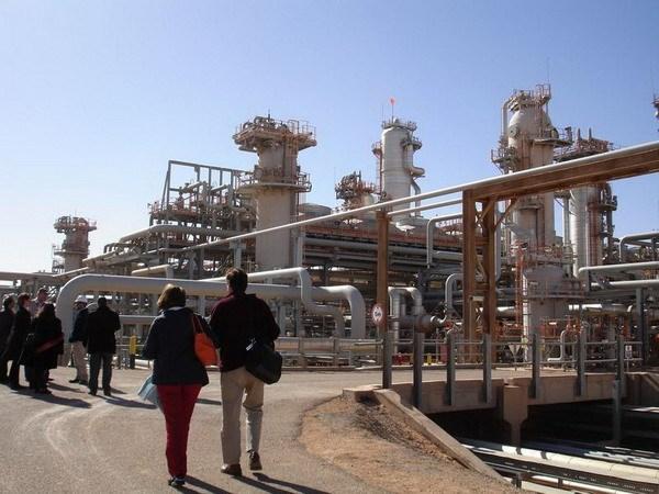 Algeria: Sonatrach tiep tuc khoan tham do khi da phien hinh anh 1