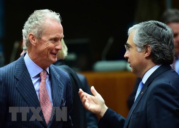 EU thong qua ke hoach quan su doi pho nan buon nguoi hinh anh 1