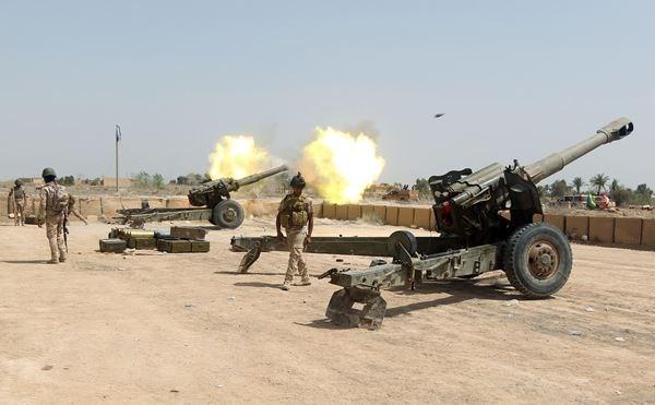 Nha Trang hop khan ban cach thuc giup Iraq gianh lai Ramadi hinh anh 1
