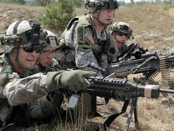 6.000 binh sy NATO tap tran