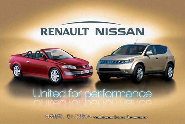 Renault-Nissan co the canh tranh ma khong can doi tac moi hinh anh 1