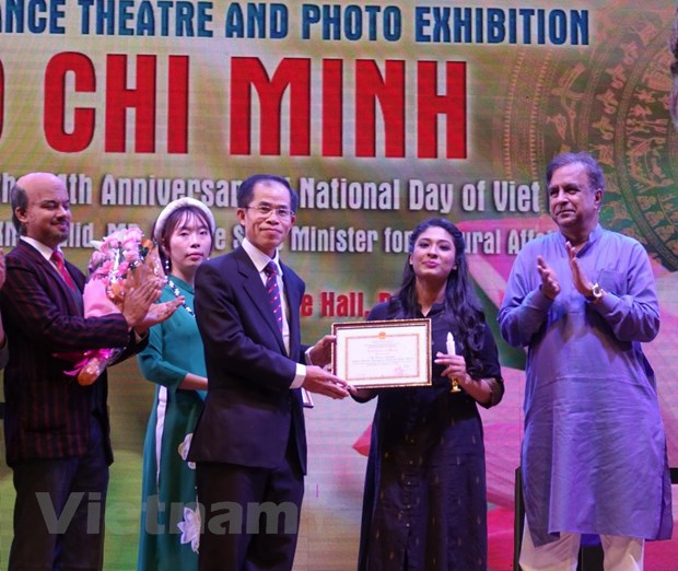 Lan toa cuoc doi, su nghiep cua Chu tich Ho Chi Minh tai Bangladesh hinh anh 1