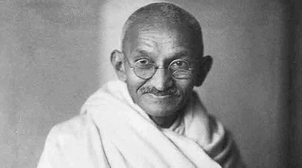 Ky niem 150 nam Ngay sinh Anh hung dan toc An Do Mahatma Gandhi hinh anh 1