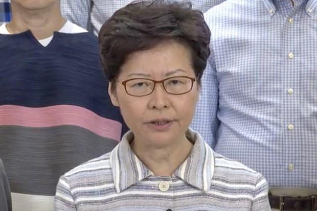 Truong Dac khu Hong Kong: Khong khoan dung cho nhung ke bao loan hinh anh 1