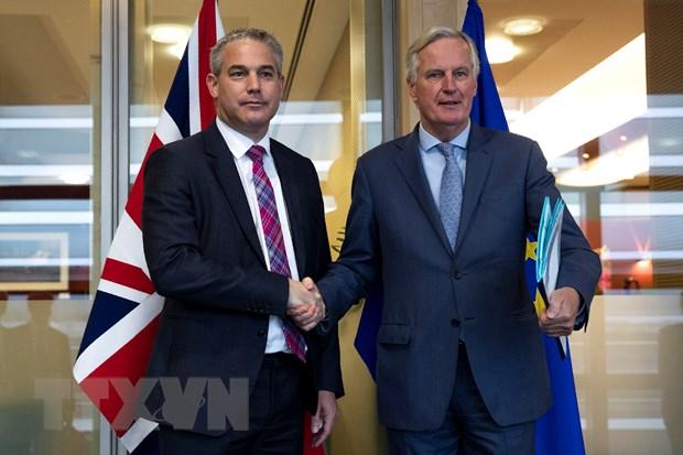 Van de Brexit: Kho dat thoa thuan tai hoi nghi thuong dinh EU hinh anh 1