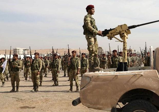 Tho Nhi Ky: Luc luong nguoi Kurd phan cong khien 9 binh sy thuong vong hinh anh 1