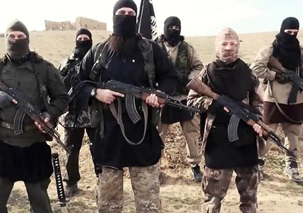 An ninh Iraq bat giu nhieu phien quan IS chay tron khoi Syria hinh anh 1
