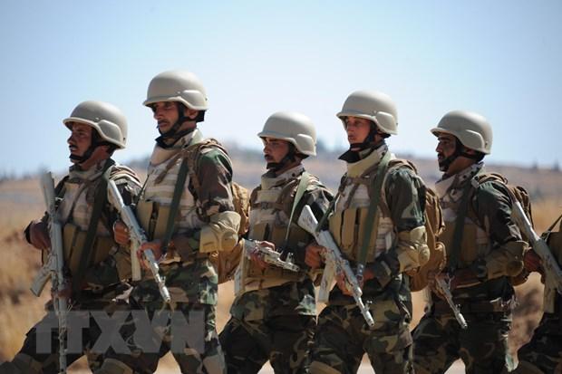 Luc luong nguoi Kurd cao buoc Tho Nhi Ky su dung vu khi cam hinh anh 1