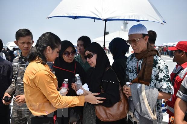 Vu 737 Max: Indonesia chia se bao cao dieu tra voi gia dinh nan nhan hinh anh 1