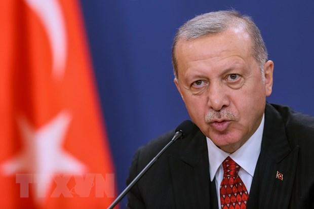 Tong thong Erdogan tuyen bo se co nhung buoc di