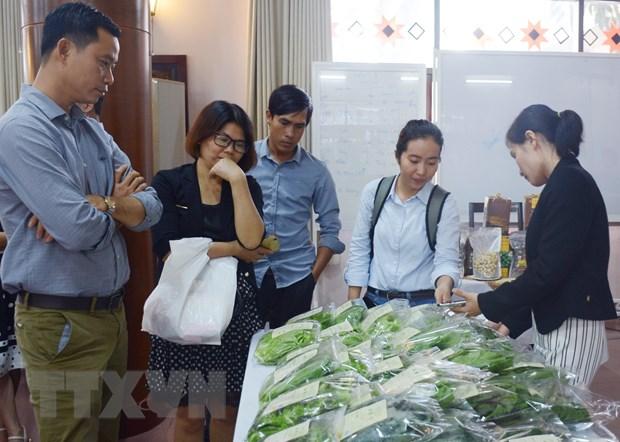 Ap dung Bo tieu chuan Viet Nam trong san xuat nong nghiep huu co hinh anh 1