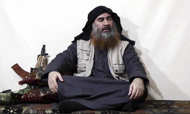 Thu linh IS Baghdadi da khoc loc truoc khi kich hoat ao cai bom tu sat hinh anh 1