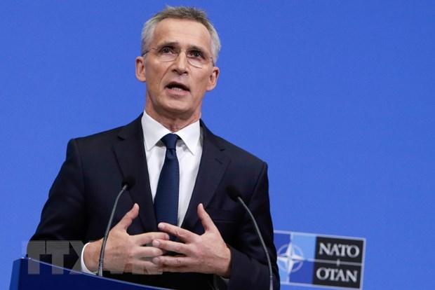 NATO hoan nghenh hoat dong rut quan khoi mien Dong Ukraine hinh anh 1