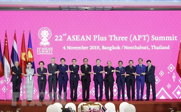 Cap cao ASEAN 35: Tien trinh dam phan RCEP dat duoc su dot pha lon hinh anh 1