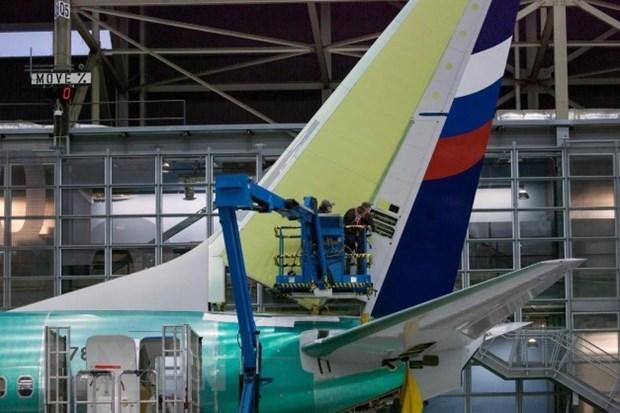 Han Quoc tiep tuc phat hien vet nut tren may bay Boeing 737-NG hinh anh 1