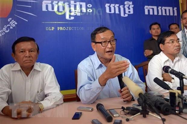 Thu tuong Prayut cam thu linh doi lap Campuchia ve nuoc qua Thai Lan hinh anh 1