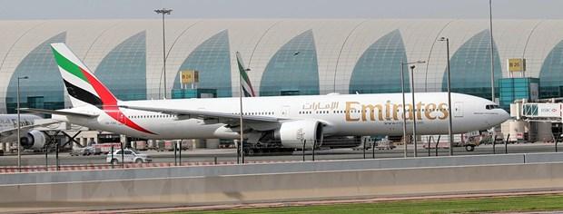 Loi nhuan cua hang hang khong Emirates Airline tang manh hinh anh 1