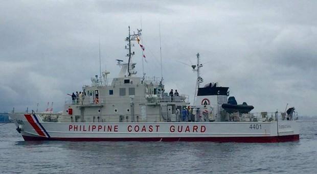 Nhat Ban tang tau tuan tra toc do cao cho Philippines hinh anh 1