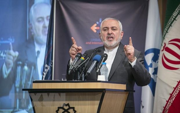 Iran chi trich EU khong thuc thi day du cam ket trong JCPOA hinh anh 1