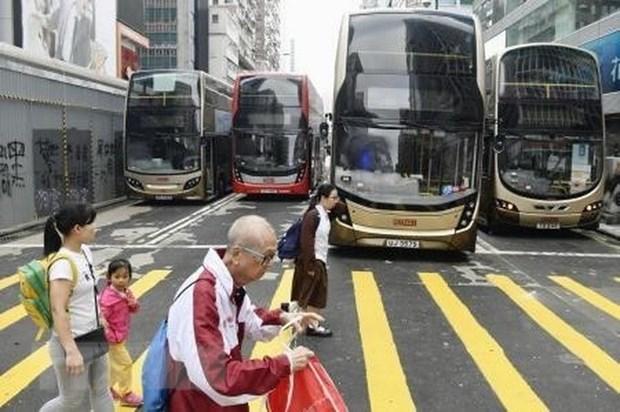 Chinh quyen Hong Kong hoi thuc chu y su an toan cua hoc sinh hinh anh 1