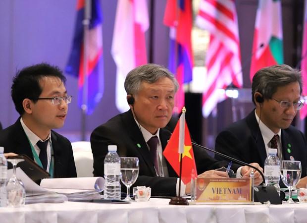 ASEAN day manh ung dung cong nghe trong nganh toa an hinh anh 1