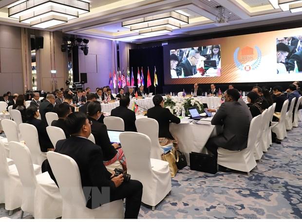 ASEAN day manh ung dung cong nghe trong nganh toa an hinh anh 2