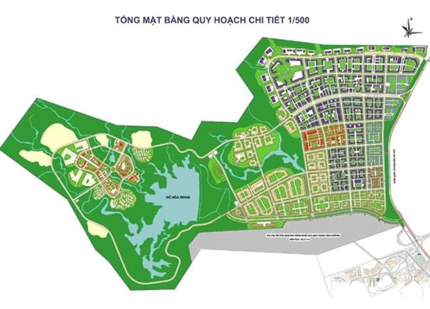 Phe duyet De an Tong the phat trien Khu CNC Da Nang den nam 2030 hinh anh 1