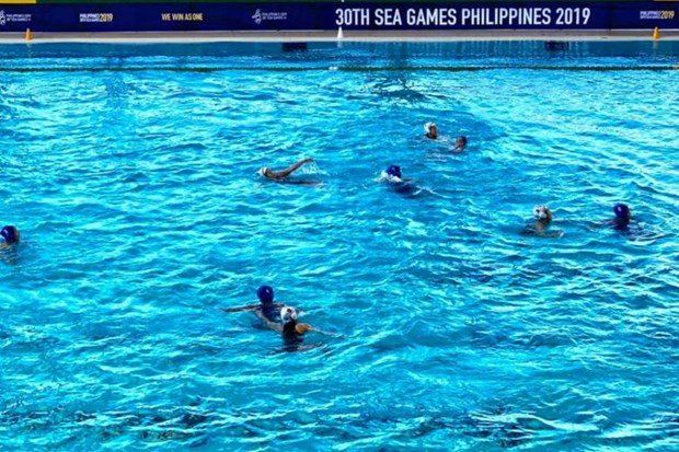 SEA Games 30: Thai Lan doat tam Huy chuong Vang dau tien hinh anh 1