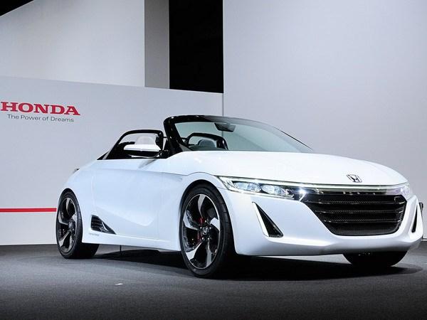 Honda mang nhieu mau xe moi den Motor Show 2013 hinh anh 1