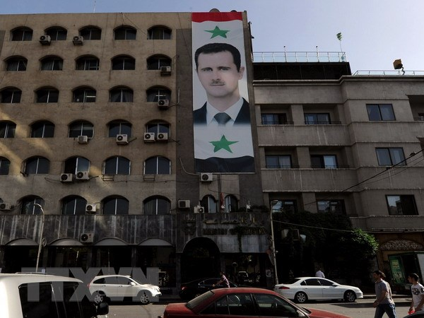 15 trieu cu tri Syria bat dau di bo phieu bau cu tong thong hinh anh 1
