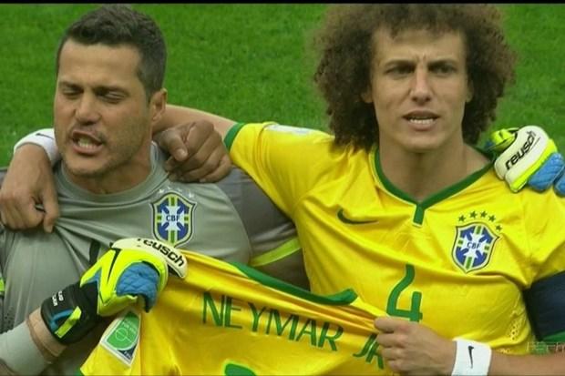Nhin tu tran tham bai truoc Duc: Brazil da kiet que tai nang? hinh anh 1