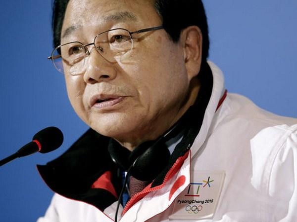 Han Quoc: Chu tich Uy ban to chuc Olympic mua Dong tu chuc hinh anh 1