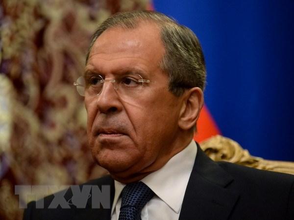 Lavrov: Bien phap trung phat cua My, EU khien Nga doc lap hon hinh anh 1