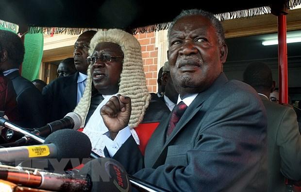 Truyen thong Zambia: Tong thong Michael Sata qua doi o Anh hinh anh 1