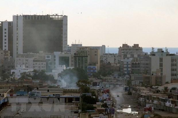 Quoc hoi Libya tuyen bo Benghazi la