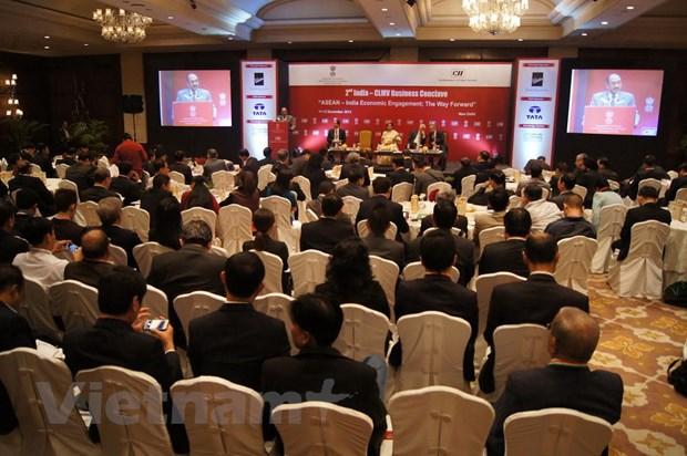 Khai mac Hoi nghi doanh nghiep CLMV - An Do lan thu hai hinh anh 1