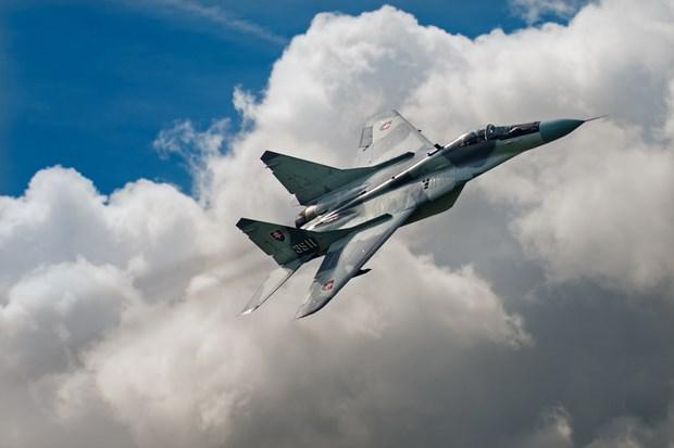 Khong quan Iran len ke hoach san xuat may bay Mig-29 hinh anh 1