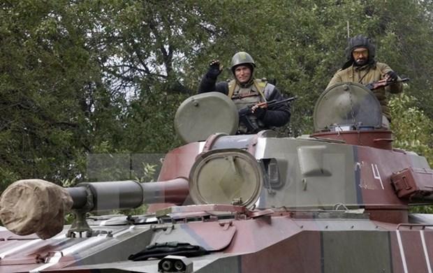 Cac van de chinh trong cuoc gap cua Nhom Tiep xuc ve Ukraine hinh anh 1