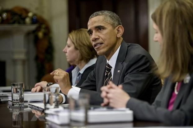 Obama: Iran co co hoi thanh cuong quoc thanh cong trong khu vuc hinh anh 1