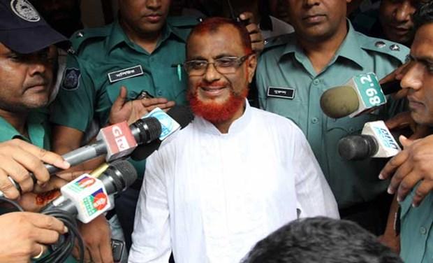 Bangladesh ket an tu hinh mot thu linh Dang Jamaat-e-Islami hinh anh 1