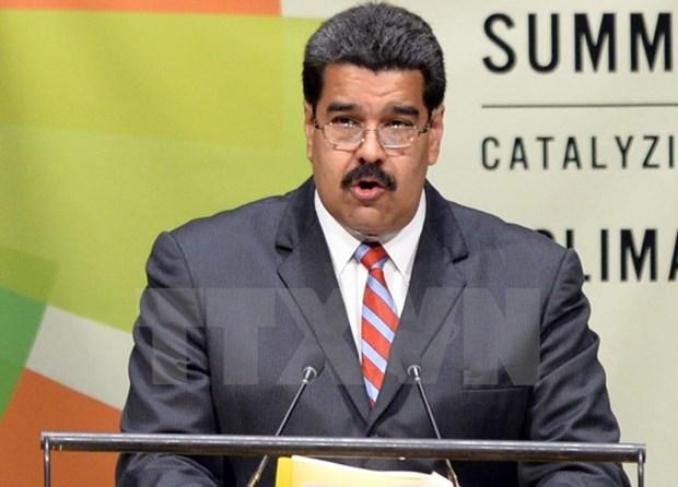Tong thong Venezuela bat dau tham Trung Quoc va cac nuoc OPEC hinh anh 1