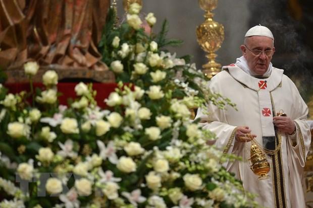 Giao hoang Francis I dua ra du bao ve kha nang thoai vi som hinh anh 1