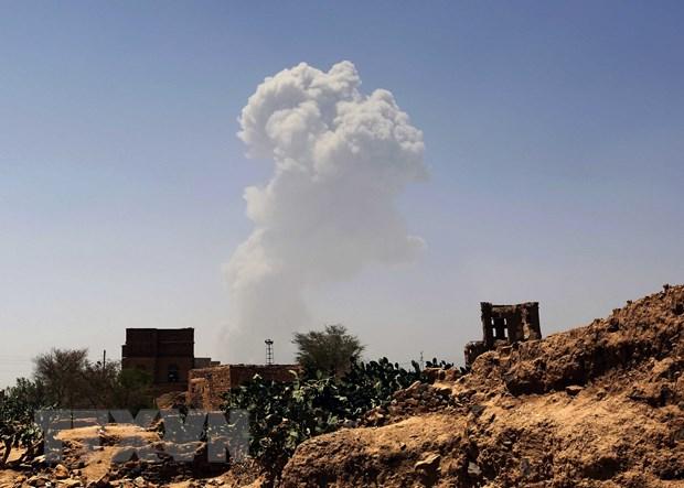 Saudi Arabia dieu Luc luong Ve binh quoc gia toi Yemen hinh anh 1