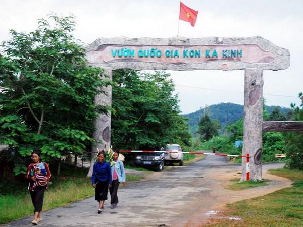 Bao ton va phat trien ben vung Vuon di san ASEAN Kon Ka Kinh hinh anh 1