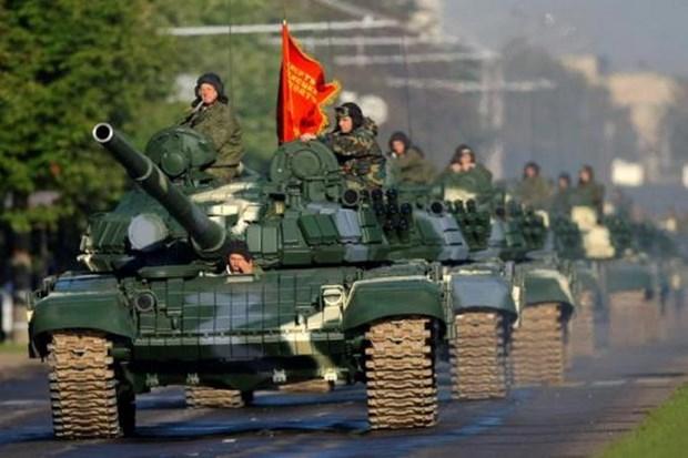 Belarus dieu quan nham siet chat an ninh bien gioi voi Ukraine hinh anh 1