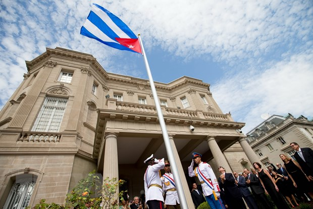 Dai su Cuba trinh thu uy nhiem len Tong thong Barack Obama hinh anh 1